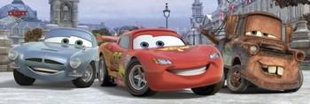 CARS 2 - trio Poster