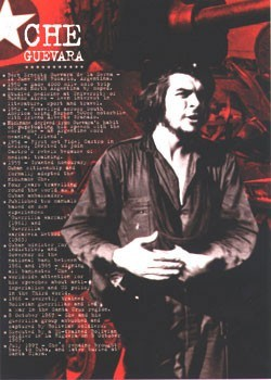 Che Guevara - facts Poster