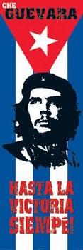 Che Guevara - flag Poster