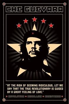 Che Guevara - odolnost Poster