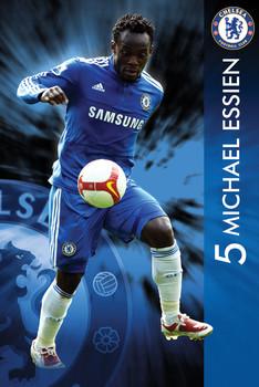Chelsea - essien 09/10 Poster