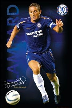 Chelsea - Lampard 05/06 Poster