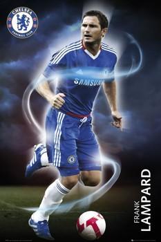 Chelsea - lampard 2010/2011 Poster