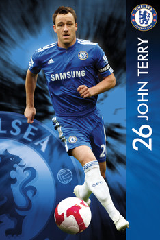 Chelsea - terry 09/10 Poster