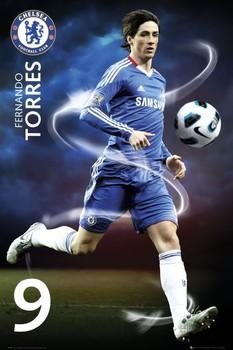 Chelsea - torres 2010/2011 Poster