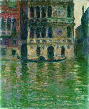 Claude Monet - La Palais Dario, Venise Art Print
