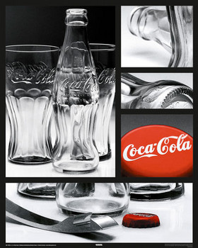 Coca Cola - photo compilation Poster