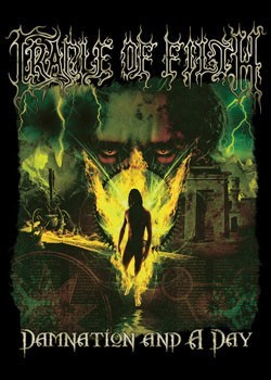 Cradle of Filth - damnation Poster