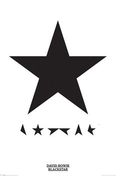 David Bowie - Blackstar Poster