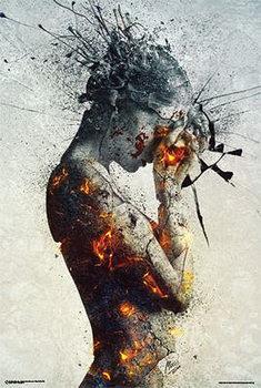 Deliberation - Mario Sánchez Nevado Poster