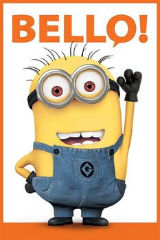 Despicable Me 2 - Bello Poster