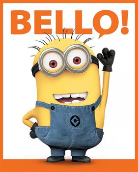 Pôster Despicable Me 2 - Bello