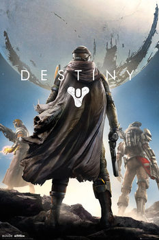 Destiny - Key Art Poster, Art Print