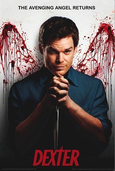 DEXTER - avenging angel returns Poster