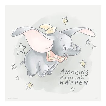 Disney - Dumbo Art Print