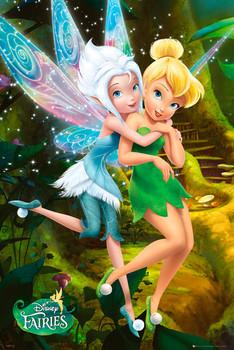DISNEY FAIRIES - secret of wings Poster