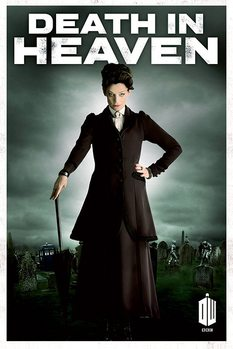 Doctor Who - Missy Poster, Art Print