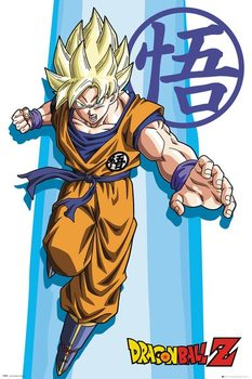 Dragon Ball Z - SS Goku Poster