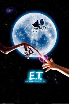 E.T.: The Extra-Terrestrial - One Sheet Poster, Art Print
