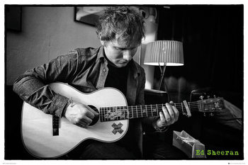 Poster Ed Sheeran - Chord