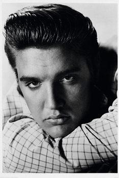 Elvis Presley - Love me tender Poster
