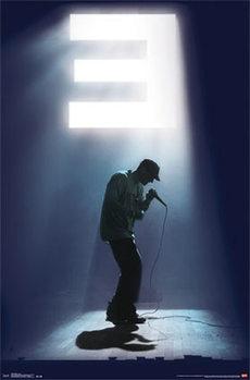 Eminem - Microphone Poster