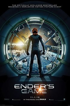 Pôster ENDERS GAME - teaser