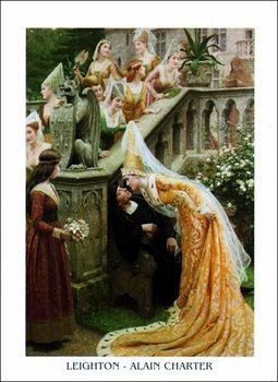 F.Leighton - Alin Charter Art Print