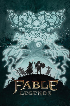 Fable Legends - White Lady Poster