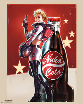 Fallout 4 - Nuka Cola Poster