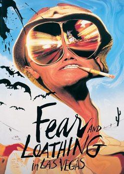 FEAR & LOATHING IN  LAS VEGAS Poster