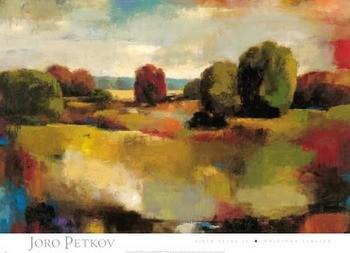 Field Study II Art Print