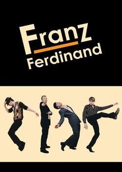 Franz Ferdinand Poster