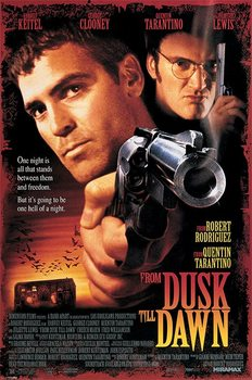 From Dusk Till Dawn - One Sheet Poster
