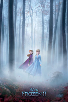 Poster Frozen 2 - Woods