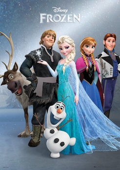 Frozen - Group Poster