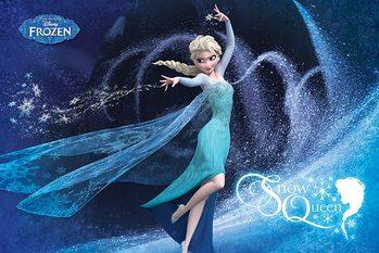 Frozen - Snow Queen Poster