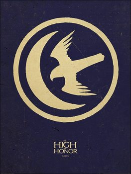 Game of Thrones - Arryn Art Print