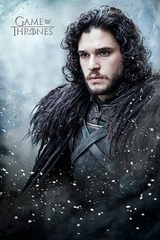 Game of Thrones - Jon Snow Poster