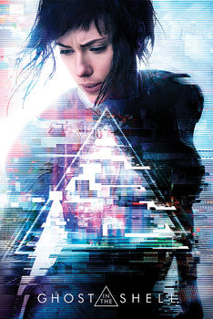 Ghost In The Shell - One Sheet Poster