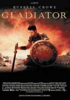GLADIATOR - russell crowe Poster