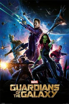 Pôster Guardians Of The Galaxy - One Sheet