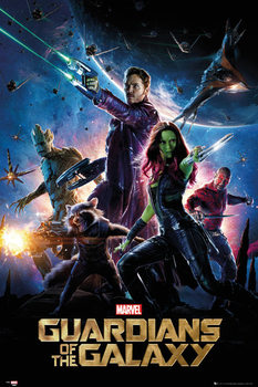 Poster Guardians of the Galaxy - Payoff Poster