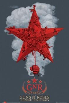 Guns'n'Roses - Chinese Poster