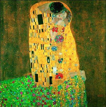 Gustav Klimt - Il Bacio Art Print