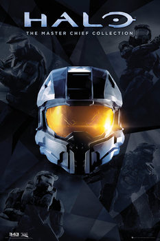 Halo - Master Chief Collection Poster, Art Print