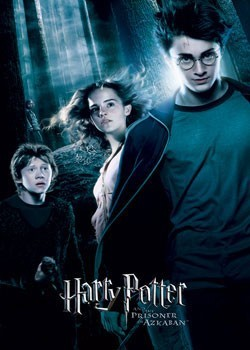 HARRY POTTER 3 - forest Poster