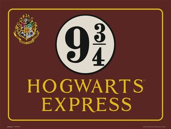 Harry Potter - Hogwarts Express Art Print