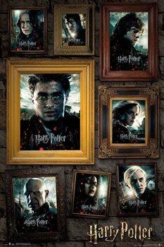 Poster Harry Potter - Portrait