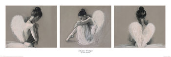 Poster  Hazel Bowman - Angel Wings